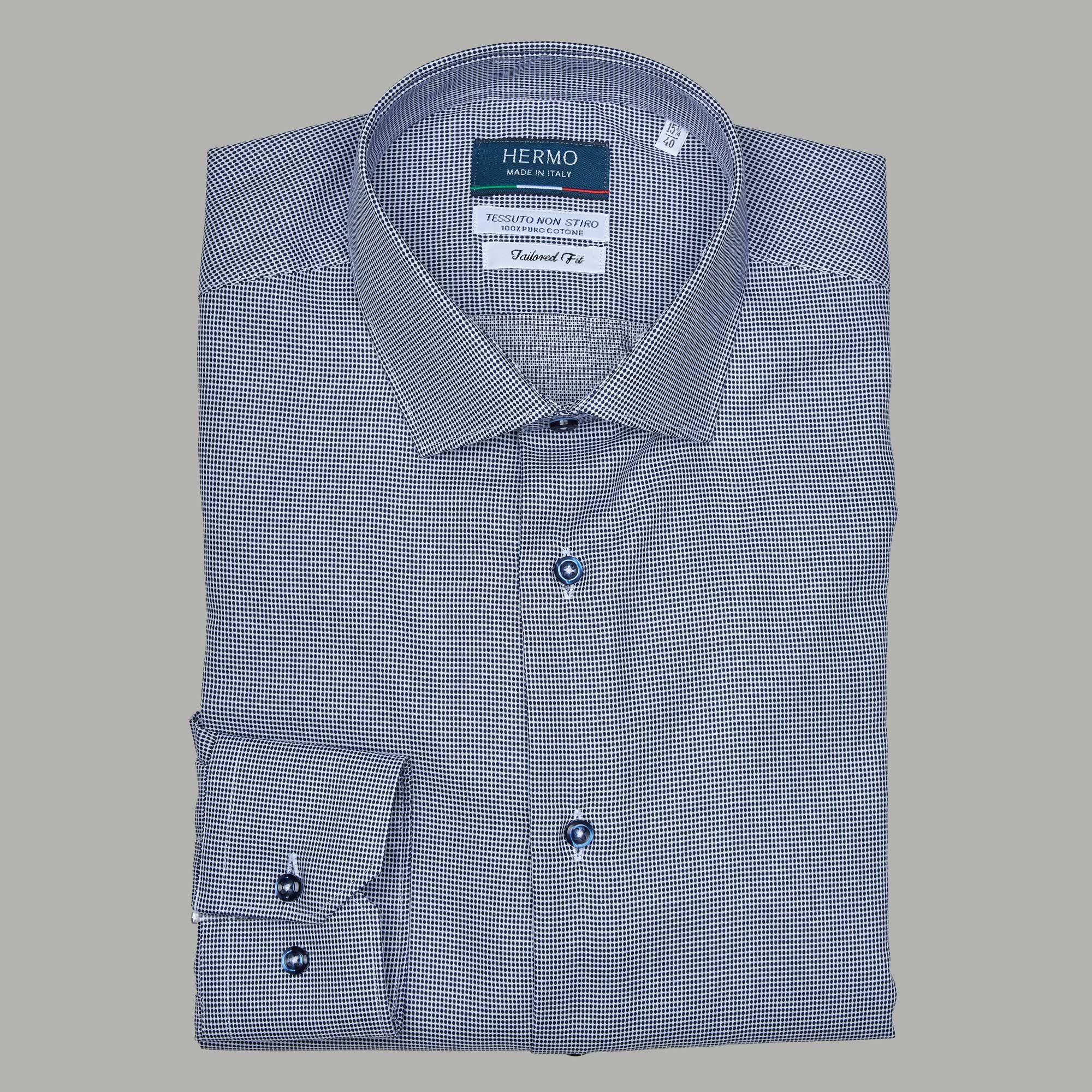 Camicia da uomo tailored fit