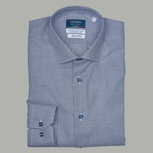 Camicia da uomo tailored fit